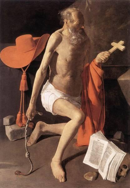 Penitent St Jerome WGA
